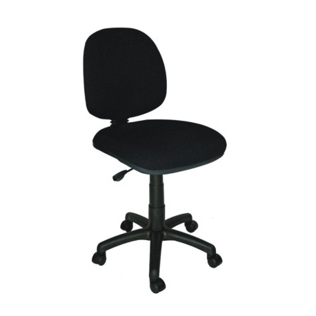 Silla secretarial econ mica contempo ohs 10 mg muebles for Sillas para oficina economicas