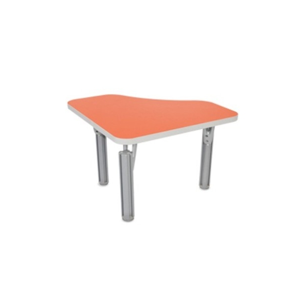 Mesa escolar para preescolar v4 al 1068 mg muebles for Mesas para preescolar