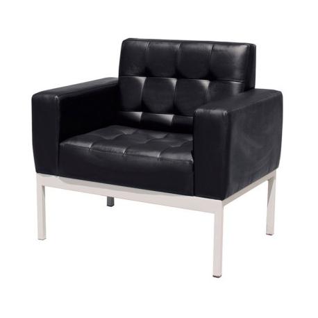 Sofa para Sala de Espera 1 plaza Living Collegtion OHM-21001