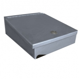 Caja Mediana con Tapa Inclinada MTLQ003