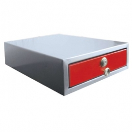 Caja Mediana Tipo Beliz con Jaladera MTLQ007