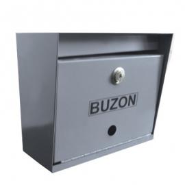 Caja Buzon Grande con Chapa MTLQ034