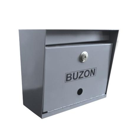 Caja buzon grande con chapa mtlq034 mg muebles for Caja de ingenieros oficinas