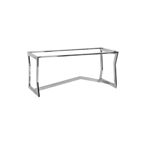 base metalica para mesa de centro base zak c cr mg muebles