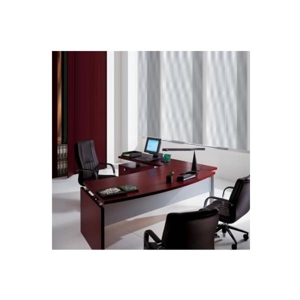 Escritorio ejecutivo mariposa vers. x ee06   mg muebles