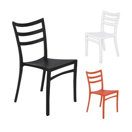 Silla de restaurante para exterior ar 2015 mg muebles - Sillas para exterior ...