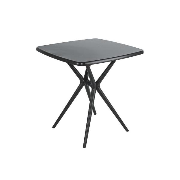 Mesa cuadrada para exterior ar 4013 mg muebles for Mesas para exterior