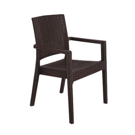 Silla de restaurante para exterior ar 2023 mg muebles for Sillas para exterior