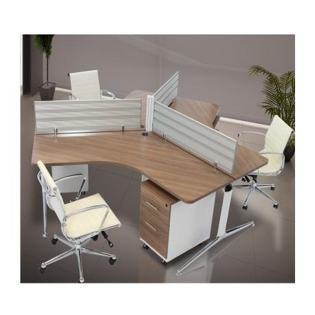 Estacion de trabajo gananea et11 mg muebles for Estacion de trabajo