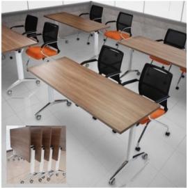 Mesa para Capacitacion Abatible MC01