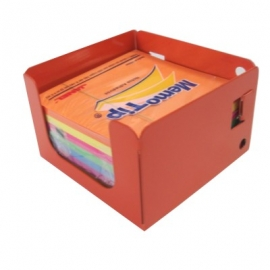 Porta Post-it Metalico P-0476