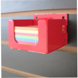 Porta Post-it Colgante Metalico P-0475