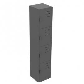 Locker Metalico 4 Puertas LP-4