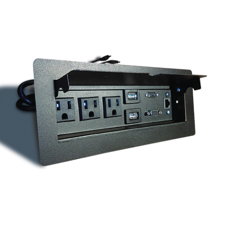 Multicontacto Manual Metalico PSC088