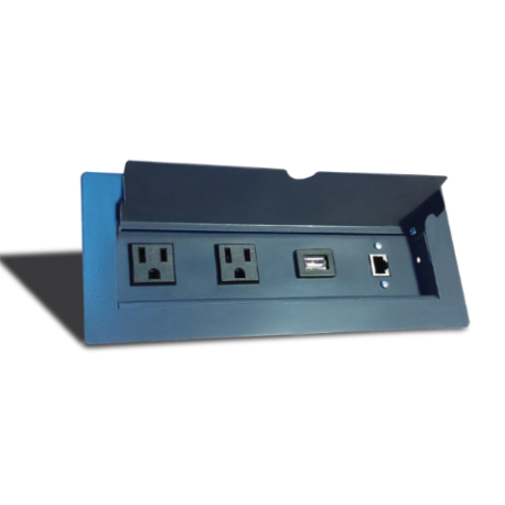 Multicontacto Manual Metalico PSC077