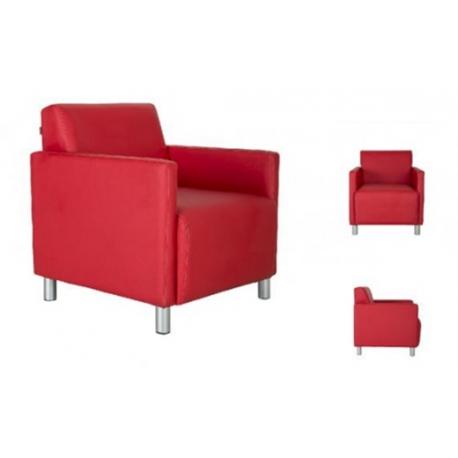 Sofa de Espera ASTURIAS 1P CB