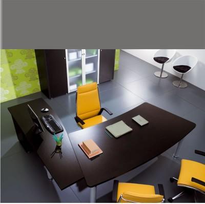 Escritorio ejecutivo mariposa versión l ee11   mg muebles