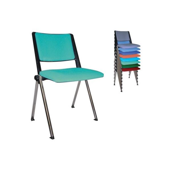 Silla de visita revolution ohv 88cr mg muebles for Sillas de visita para oficina