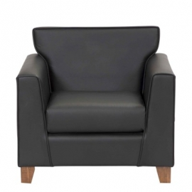 Sofa de espera 1 plaza MONACO 1P