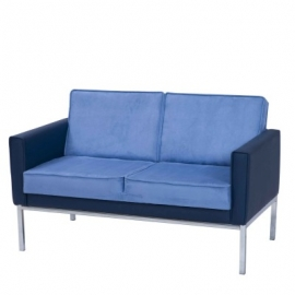Sofa de Espera 2 plazas DRESDEN 2P