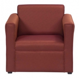 Sofa de Espera 1 plaza MILAN 1P