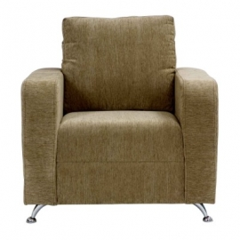 Sofa de Espera 1 plaza LUTECIA 1P