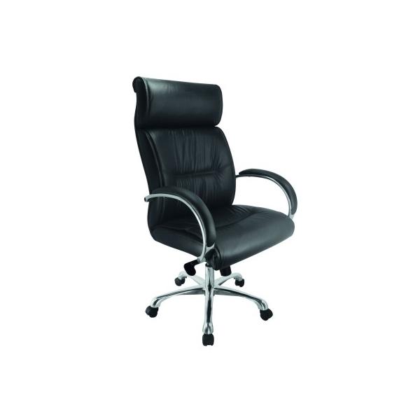 Sillon ejecutivo respaldo alto eo 9611 mg muebles for Sillones ejecutivos para oficina