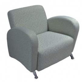 Sofa de Espera 1 Plaza EL-50100