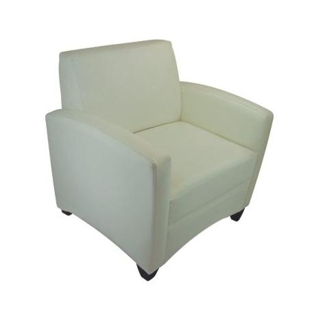 Sofa de visita de 1 plaza el 61150 mg muebles - Sillon de una plaza ...