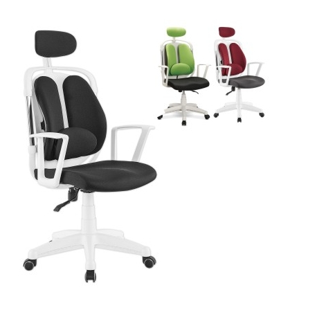 Sillon Ejecutivo New Euro White