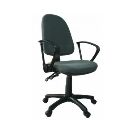 Silla operativa con brazos luxurycb for Silla escritorio con brazos