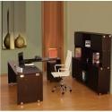 Conjunto de muebles para oficina