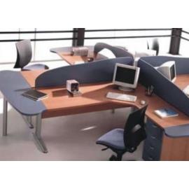 Estaciones de trabajo y módulos para oficina