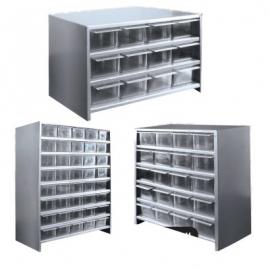 Gabinetes y cajas de herramientas