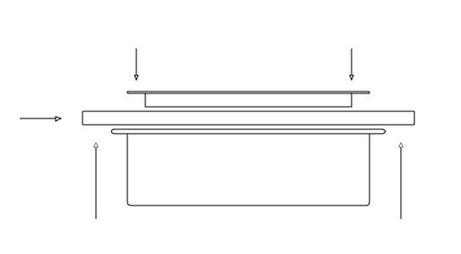 isometrico instalacion multiconector PSC066